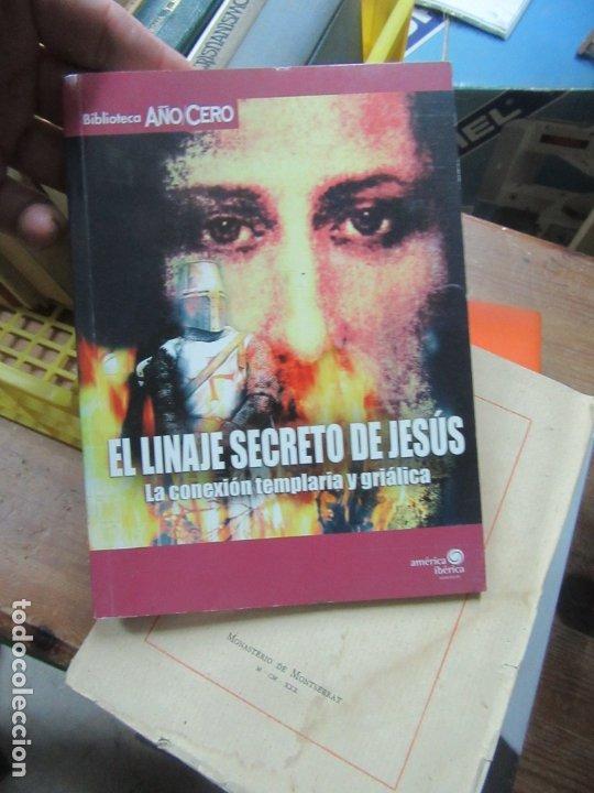 EL LINAJE SECRETO DE JESÚS, VARIOS AUTORES. L.1405-701 (Libros de Segunda Mano (posteriores a 1936) - Literatura - Narrativa - Novela Histórica)