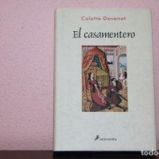 Libros de segunda mano: EL CASAMENTERO. Lote 183283615