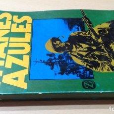 Libros de segunda mano: TITANES AZULES - LUIS DE LA SIERRA - II GUERRA MUNDIAL/ E504. Lote 183619718