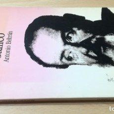 Libros de segunda mano: GALILEO, EL AUTOR Y SU OBRA - ANTONIO BELTRAN - BARCANOVA/ H601. Lote 183621130