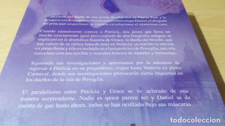 Libros de segunda mano: SECRETOS EN VENECIA - ANA ROSENROT - / H504 - Foto 3 - 183642063