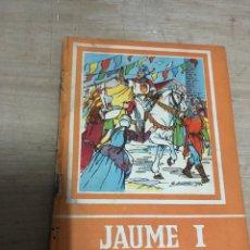 Libros de segunda mano: JAUME I EL CONQUERIDOR. Lote 183768960