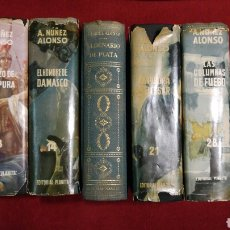Libros de segunda mano: PENTALOGIA NUÑEZ ALONSO. Lote 184056613