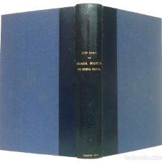Libros de segunda mano: 1943 - ELIO ZORZI: DRAGA MASCIN, LA REINA FATAL. (EL TRÁGICO DESTINO DE UN REGIO AMOR) - ILUSTRADO. Lote 184443187