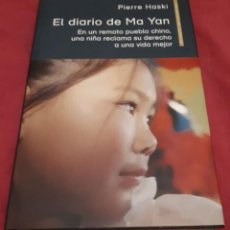 Livros em segunda mão: EL DIARIO DE MA YAN – PIERRE HASKI. Lote 184555746