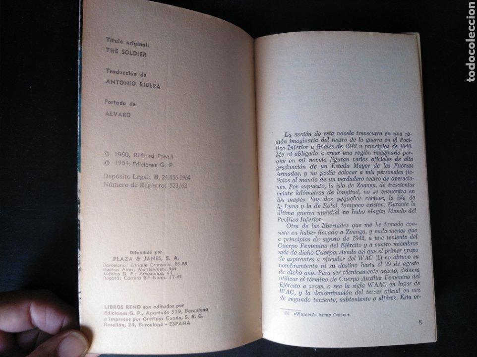 Libros de segunda mano: Los dientes del dragón. Richard powell. ediciones GP Reno. 1964 - Foto 2 - 184916432