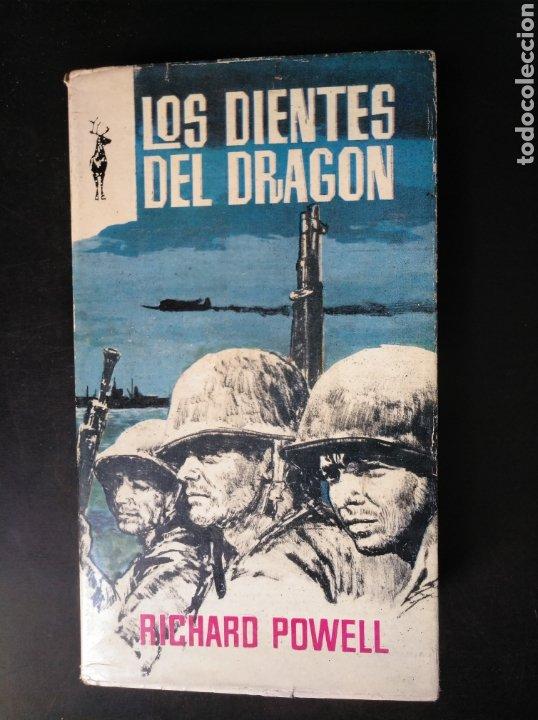 Libros de segunda mano: Los dientes del dragón. Richard powell. ediciones GP Reno. 1964 - Foto 3 - 184916432