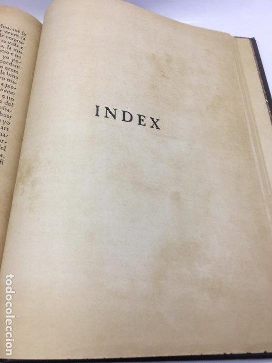 Libros de segunda mano: TIRANT LO BLANCH, DE JOHANOT MARTORELL I MARTI JHAN DE GALBA, 2 VOLUMEN, LUJOSOS Y EDICION NUMERADA - Foto 24 - 185925361