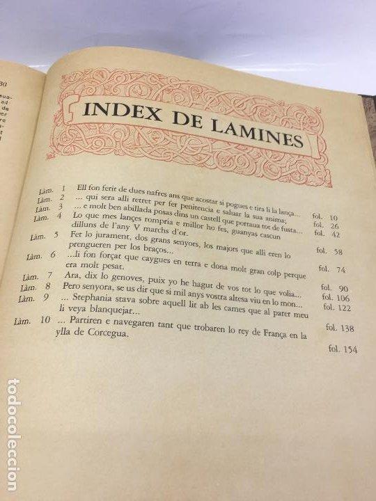 Libros de segunda mano: TIRANT LO BLANCH, DE JOHANOT MARTORELL I MARTI JHAN DE GALBA, 2 VOLUMEN, LUJOSOS Y EDICION NUMERADA - Foto 28 - 185925361