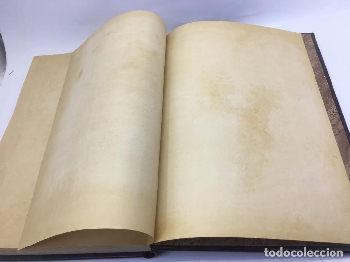 Libros de segunda mano: TIRANT LO BLANCH, DE JOHANOT MARTORELL I MARTI JHAN DE GALBA, 2 VOLUMEN, LUJOSOS Y EDICION NUMERADA - Foto 29 - 185925361