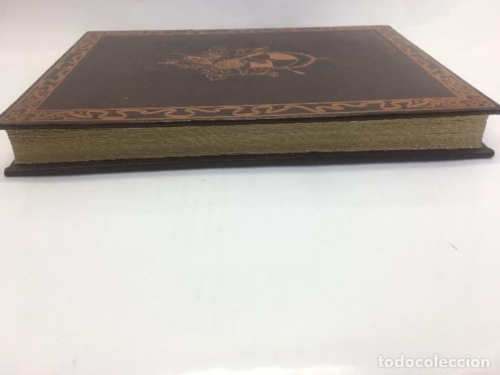 Libros de segunda mano: TIRANT LO BLANCH, DE JOHANOT MARTORELL I MARTI JHAN DE GALBA, 2 VOLUMEN, LUJOSOS Y EDICION NUMERADA - Foto 33 - 185925361