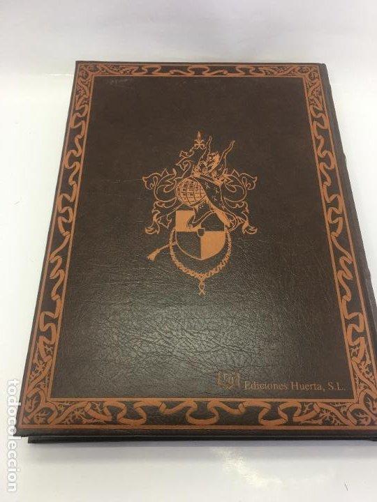 Libros de segunda mano: TIRANT LO BLANCH, DE JOHANOT MARTORELL I MARTI JHAN DE GALBA, 2 VOLUMEN, LUJOSOS Y EDICION NUMERADA - Foto 55 - 185925361