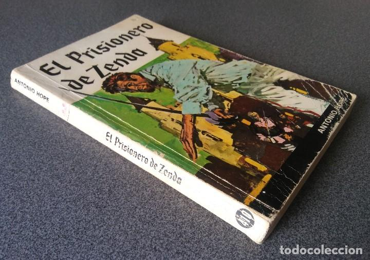Libros de segunda mano: El Prisionero de Zenda Antonio Hope - Foto 3 - 186266545
