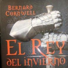 Libros de segunda mano: EL REY DEL INVIERNO BERNARD CORNWELL MARLOW 1 EDICION 2008 . Lote 186362083