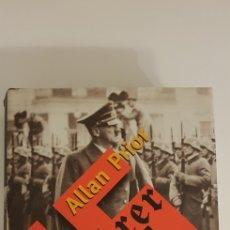 Libros de segunda mano: FUHRER, LA NOVELA - ALLAN PRIOR. Lote 186438226