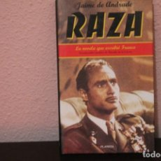 Libros de segunda mano: RAZA LA NOVELA QUE ESCRIBIO FRANCO. Lote 187131800