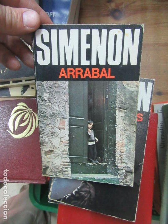 ARRABAL, SIMENON. L.20208 (Libros de Segunda Mano (posteriores a 1936) - Literatura - Narrativa - Novela Histórica)