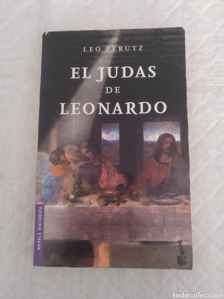 EL JUDAS DE LEONARDO. LEO PERUTZ. BOOKET 6082. LIBRO (Libros de Segunda Mano (posteriores a 1936) - Literatura - Narrativa - Novela Histórica)