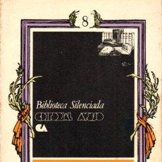 Libros de segunda mano: EL CRIMEN DE CUENCA. ALICIO GARCITORAL [ED. AYUSO, 1981]. Lote 278190438