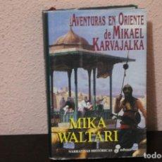 Libros de segunda mano: AVENTURAS EN ORIENTE POR NIKA WALTARI. Lote 190043307