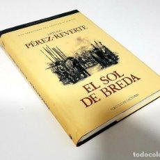 Libros de segunda mano: EL SOL DE BREDA DE ARTURO PÉREZ REVERTE. CÍRCULO DE LECTORES, LIBRO COMO NUEVO, SIN LEER. Lote 190092465