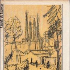 Libros de segunda mano: EDUARDO MENDOZA. LA CIUDAD DE LOS PRODIGIOS. CÍRCULO DE LECTORES, BARCELONA 1986.. Lote 190375341