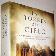 Libros de segunda mano: LAS TORRES DEL CIELO - COIA VALLS. Lote 190986632