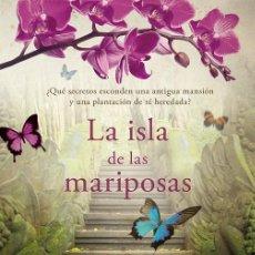 Libros de segunda mano: LA ISLA DE LAS MARIPOSAS. Lote 191166178