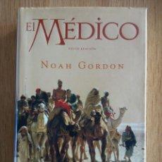 Libros de segunda mano: EL MEDICO DE NOAH GORDON. Lote 191172427
