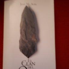 Libros de segunda mano: EL CLAN DEL OSO CAVERNARIO - JEA M. AUEL. Lote 191329292