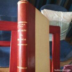 Libros de segunda mano: CAMILO JOSE CELA-DEL MIÑO AL BIDASOA--1ª EDICION 1952-EDITORIAL NOGUER-EXCELENTE. Lote 191592690