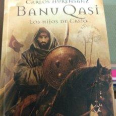 Libros de segunda mano: BANU QASI LOS HIJOS DE CASIO, CARLOS AURENSANZ, ZETA EDITORIAL.. Lote 192333133