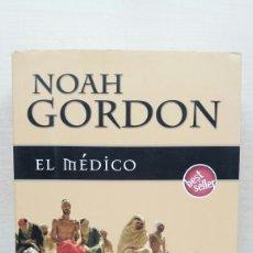 Libros de segunda mano: EL MÉDICO. NOAH GORDON. EDICIONES B, BEST SELLER, ZETA BOLSILLO HISTÓRICA, 2007.. Lote 192348742