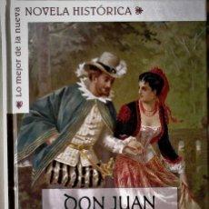 Libros de segunda mano: SIEGFRIED OBERMEIER - DON JUAN, EL HOMBRE AL QUE AMABAN LAS MUJERES. Lote 192354987