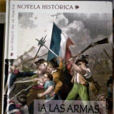 Libros de segunda mano: ROBERT MARGERIT - LA REVOLUCIÓN Vº1: ¡A LAS ARMAS CIUDADANOS!. Lote 192358185