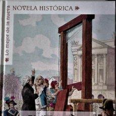 Libros de segunda mano: ROBERT MARGERIT - LA REVOLUCIÓN Vº2: EL REINADO DEL TERROR. Lote 192358323