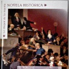 Libros de segunda mano: ROBERT MARGERIT - LA REVOLUCIÓN Vº3: UN VIENTO DE ACERO. Lote 192358471