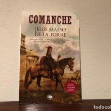 Libros de segunda mano: COMANCHE. LA APASIONANTE HISTORIA DE LOS ESPAÑOLES EN AMERICA DEL NORTE. JESÚS MAESO.. Lote 192359803