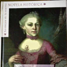 Libros de segunda mano: RITA CHARBONNIER - NANNERL, LA HERMANA DE MOZART. Lote 192362222