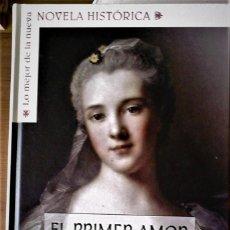 Libros de segunda mano: ARTHUR JASPIN - EL PRIMER AMOR DE CASANOVA. Lote 192362428
