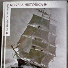 Libros de segunda mano: PATRICK O'BRIAN - LA COSTA DESCONOCIDA. Lote 192362566