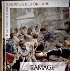 Libros de segunda mano: DUDLEY POPE - RAMAGE Y LOS FILIBUSTEROS. Lote 192362752