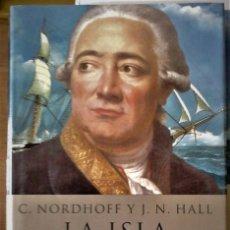 Libros de segunda mano: C.NORDHOFF Y J.N. HALL - TRILOGÍA DE LA BOUNTY Vº3:LA ISLA DE PITCAIRN. Lote 192365191