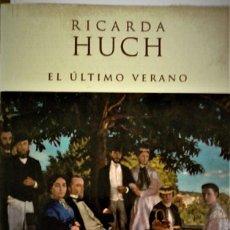 Libros de segunda mano: RICARDA HUCH - EL ÚLTIMO VERANO. Lote 192365671