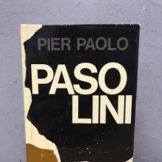 Libros de segunda mano: MUCHACHOS DE LA CALLE POR PIER PAOLO PASOLINI. Lote 192441215