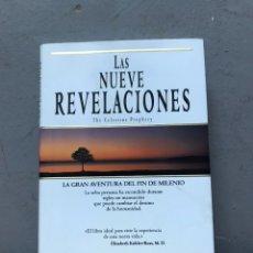Libros de segunda mano: LAS NUEVE REVELACIONES POR JAMES REDFIELD. Lote 192476806