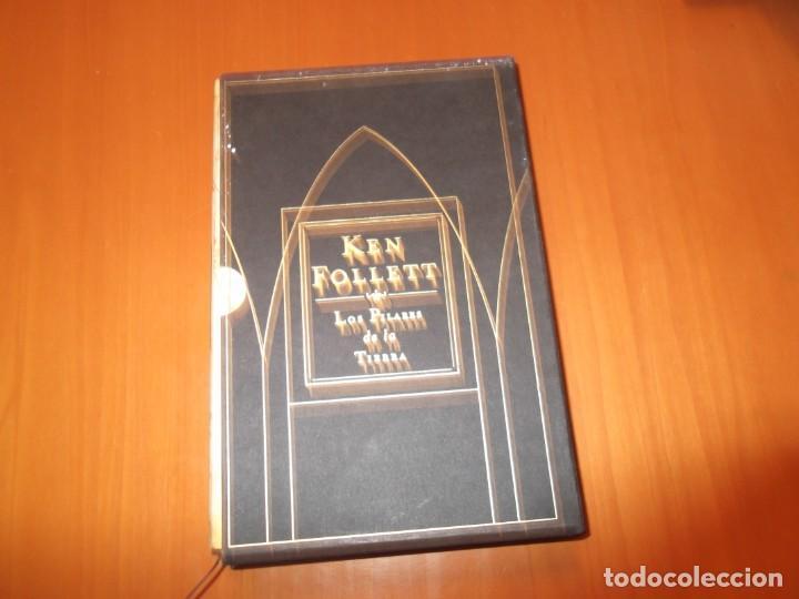 Libros de segunda mano: Libro Los Pilares de la Tierra,Ken Follet - Foto 2 - 194236057