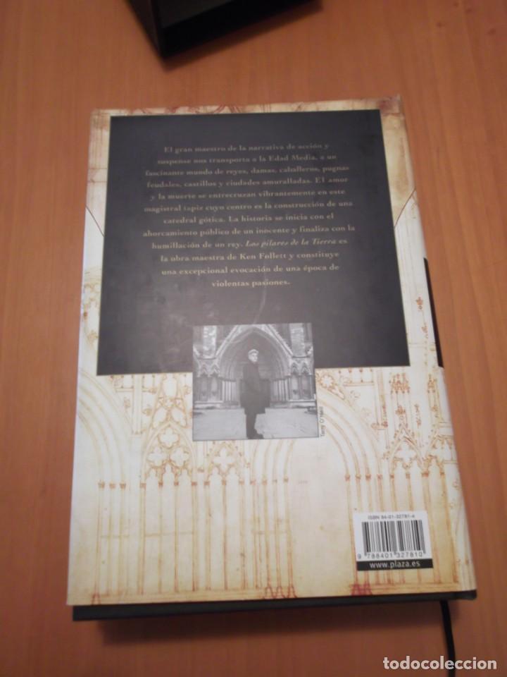 Libros de segunda mano: Libro Los Pilares de la Tierra,Ken Follet - Foto 5 - 194236057