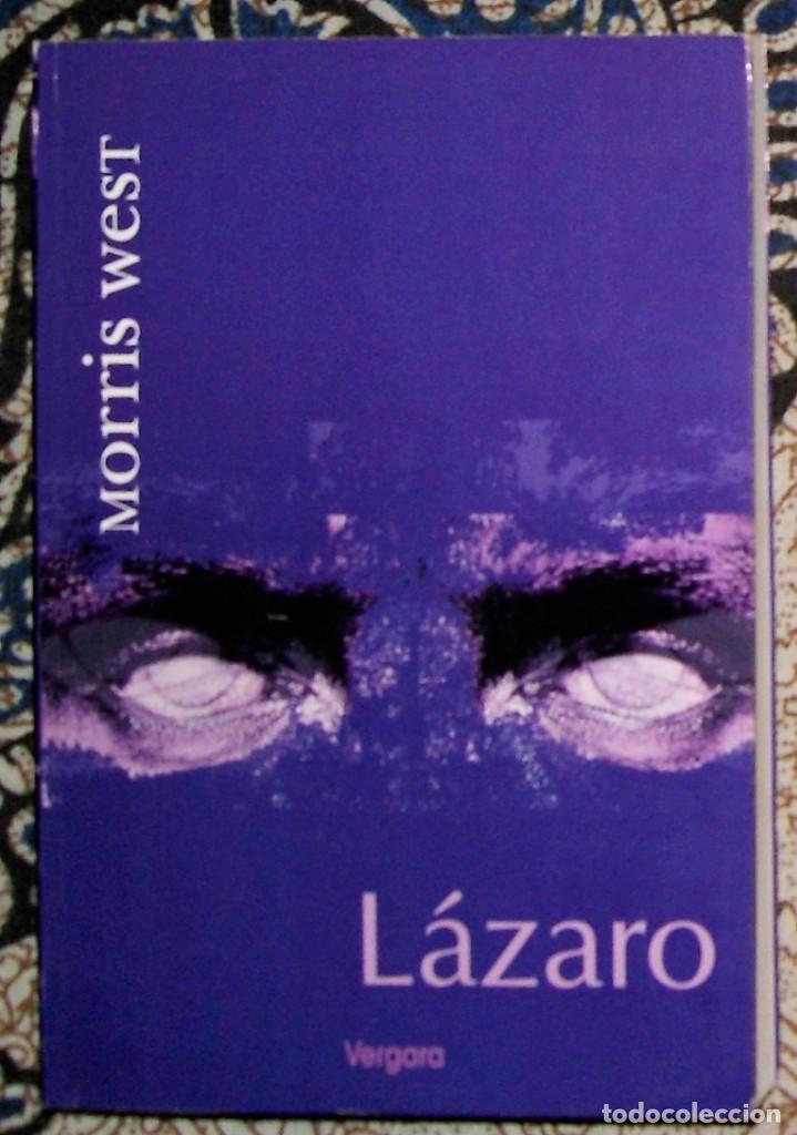 LÁZARO MORRIS WEST (Libros de Segunda Mano (posteriores a 1936) - Literatura - Narrativa - Novela Histórica)
