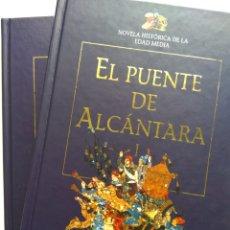 Libros de segunda mano: EL PUENTE DE ALCANTARA 2 VOL./FRANK BAER. Lote 194252775